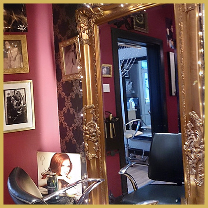 Second Interior image of The Boutique Hair Salon