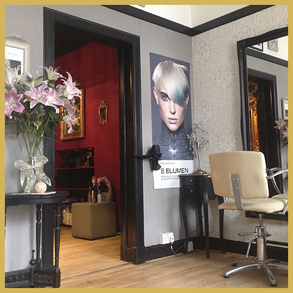 Third Interior image of The Boutique Hair Salon